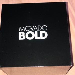 Movado Bold Smart Watch